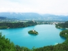 Lake Bled View from the Top