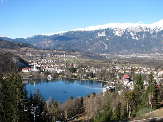 bled town